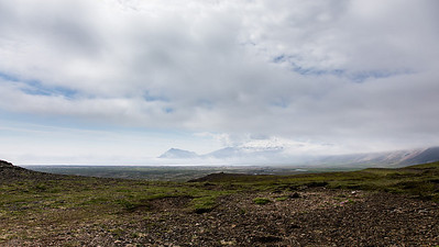 Snæfellsjökull in the clouds If you like these images, please check out my Bookstore