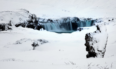Godafoss Winter