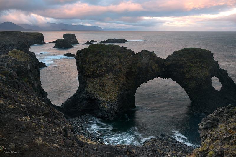 Arnarstapi Arch
