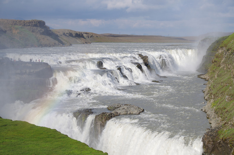 The Golden Waterfall, Gullfoss