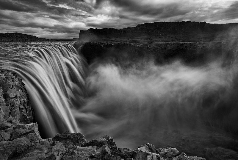 Ghosts of Dettifoss