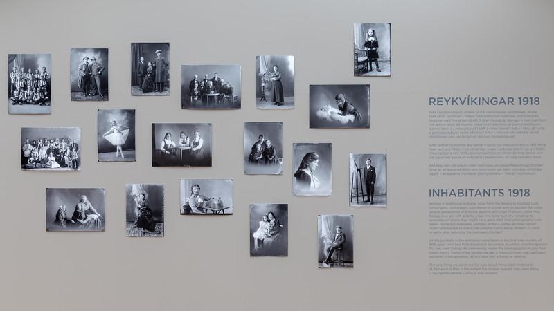 Reykjavik in 1918 photo exhibit at City Museum