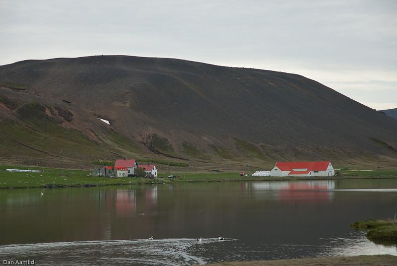 Leirhofn, N-Island, 2009