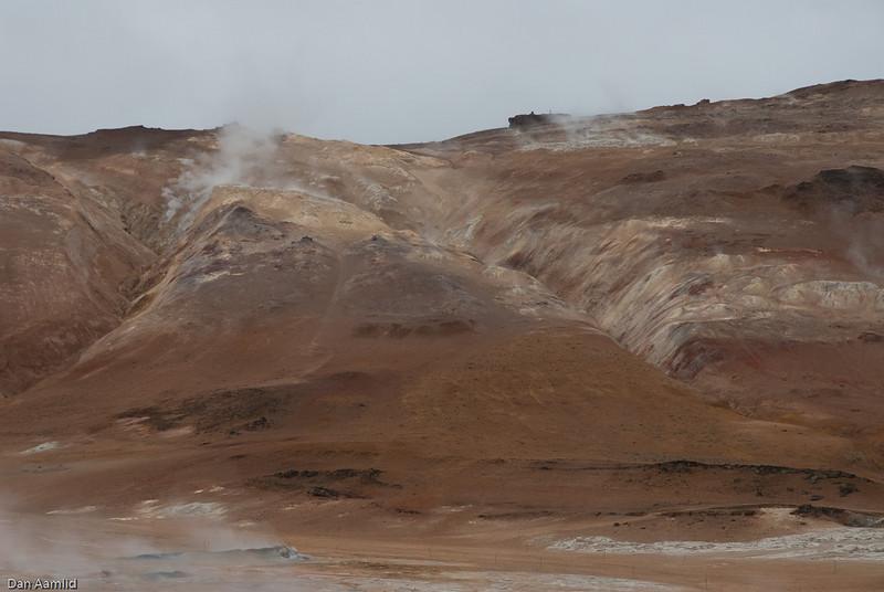 Landskap, Myvatn, Iceland 2009