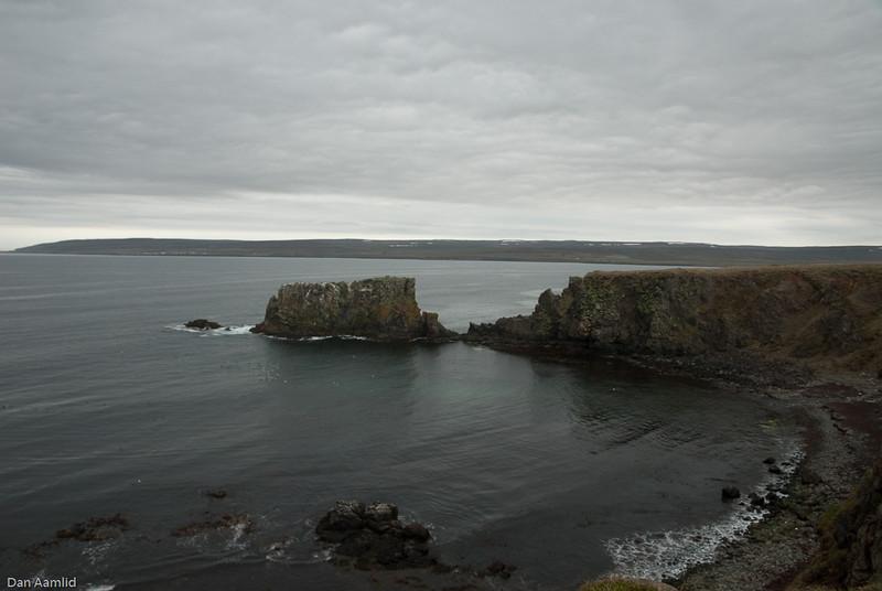 Fuglefjell, Skeggjastadir, Island 2009