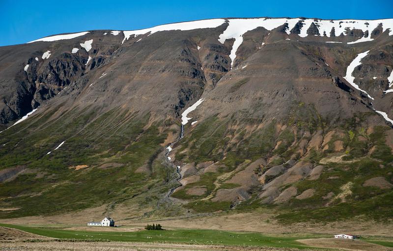 Vest av Akureyri