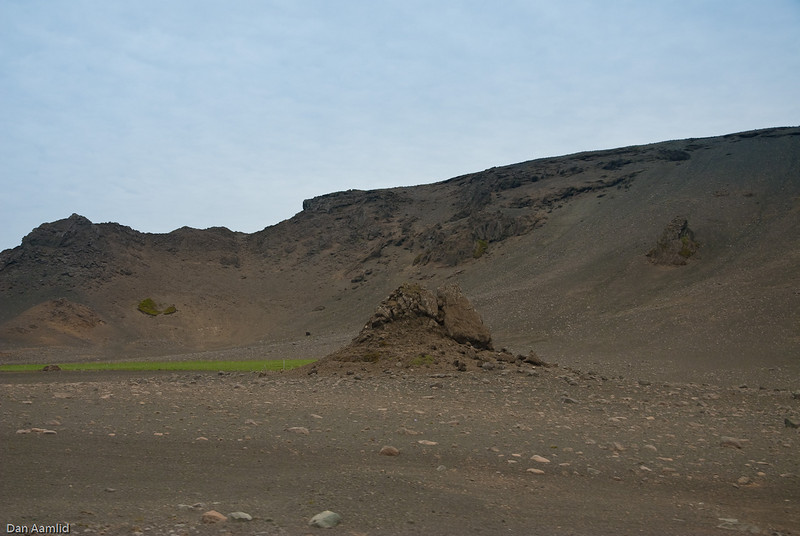 Landskap. Nord-Island 2009