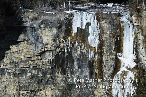 Eugina Falls. On a Trail Photo Hike. It was a great hike.