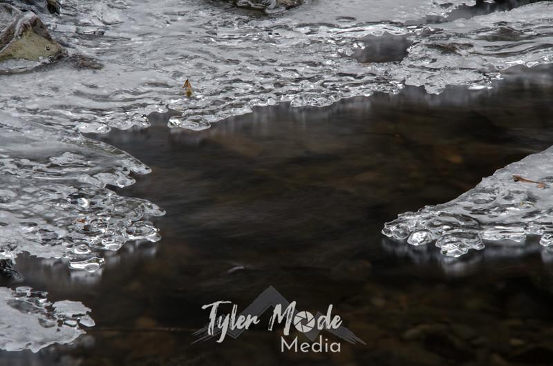 90  G Bridal Vail Creek Ice