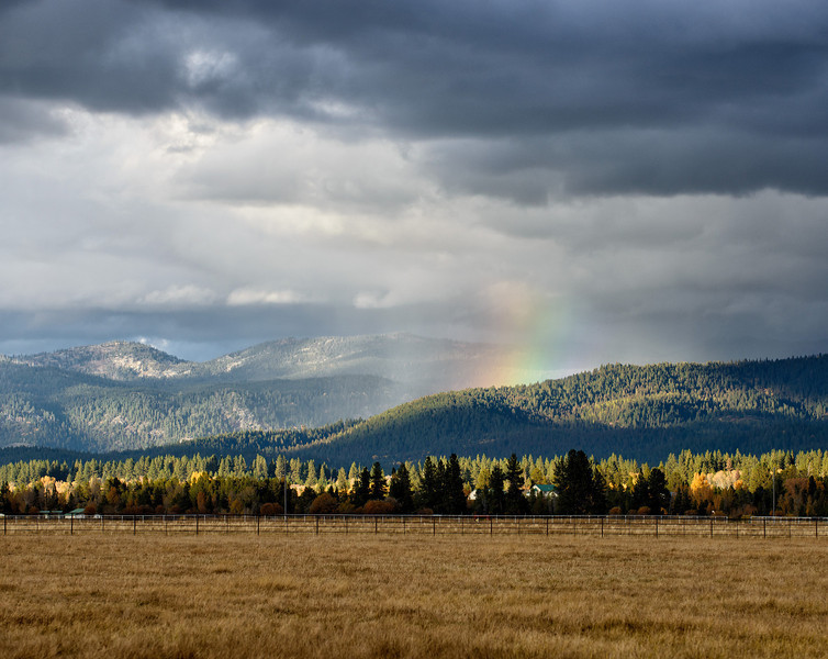 Rainbow, McCall, Idaho