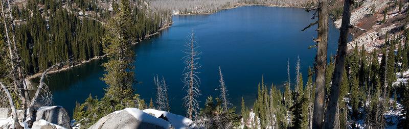 Box Lake, Idaho