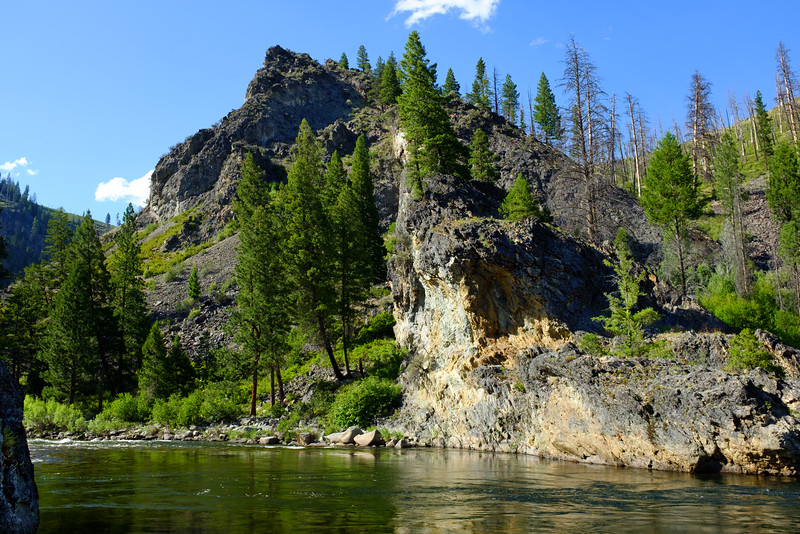 Dolly Lake, Middle Fork Salmon River
