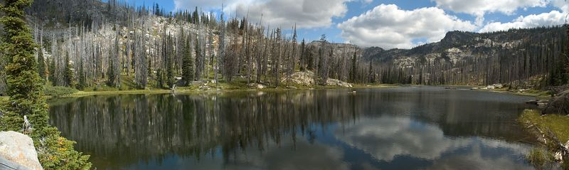 Hard Lake Payette National Forest, Idaho