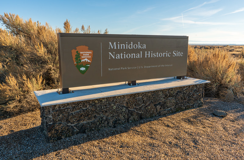 Minidoka National Historic Site, Idaho