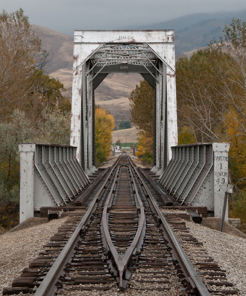 Rail Road Bridge.