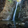 Jump Creek Waterfall<br /> Owyhee Mountain Range<br /> Idaho