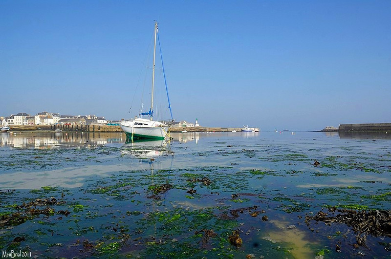 Blue green ( ile de sein )