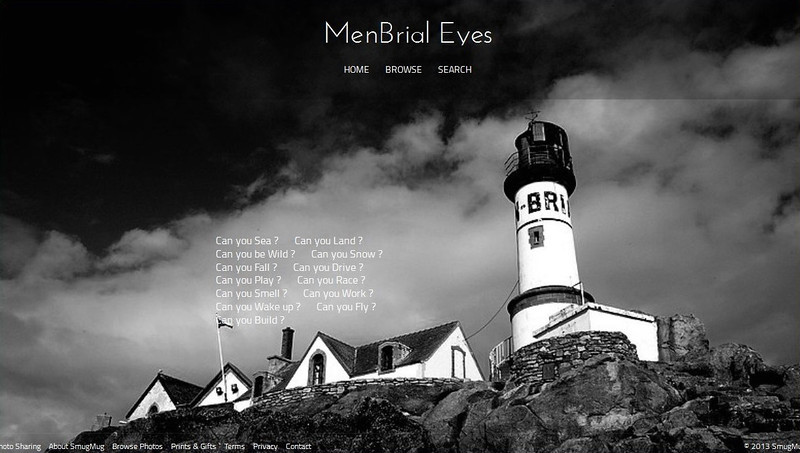 New  menbrial.com website coming soon