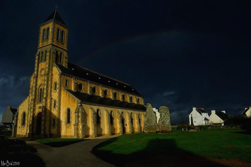 Eglise Saint Guenole
