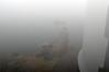 La brume se leve un peu
