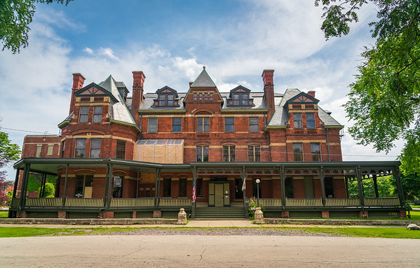 Homes at the Pullman National Monument