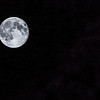 Super moon composite, Fort Lauderdale, Florida, June 24, 2013