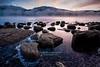 Icy chill on Loch Ness