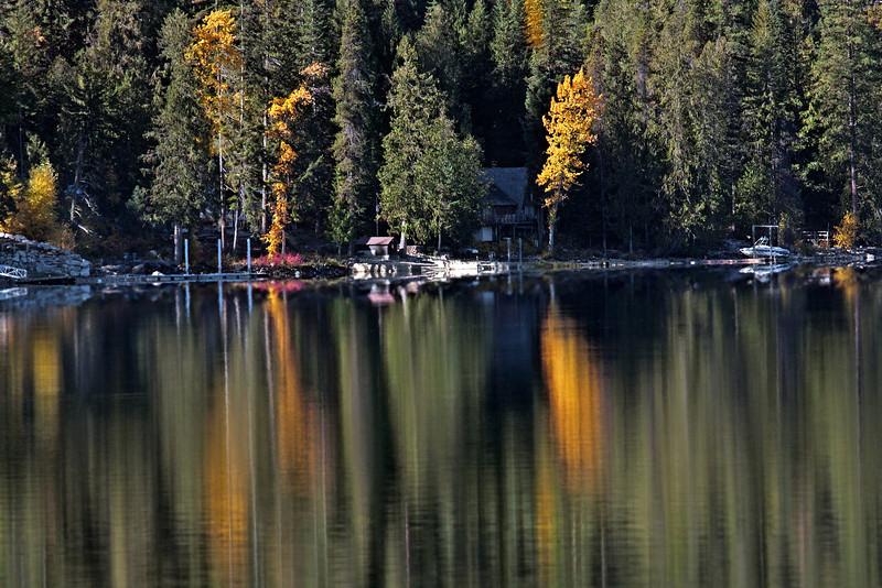 Lake Wenatchee.