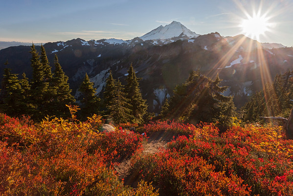 Mount Baker, Mt. Shuksan