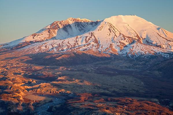 Mt. St. Helens, Johnston Ridge area
