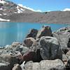 N3828 Rocks and Azure colored lake-34