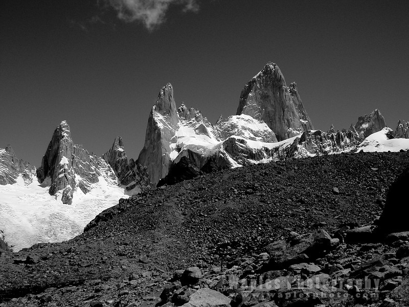 N3817 BW Peaks of Patagonia-29