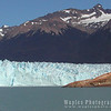 N4045 Approaching Glacier Wall (100' high)-88
