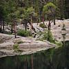 Dardenelles Lake, Sierra Nevada Mnts., California