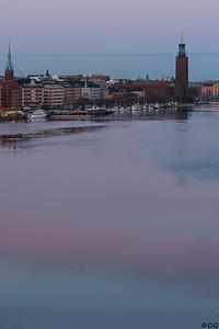 Sweden, Stockholm, Riddarfjärden