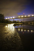 The Erskine Bridge which spans the River Clyde between Ersking and Old Kilpatrick.