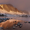 Ridgeline from Lake Marie, Snowy Range, Albany County, WY 2011<br /> © Edward D Sherline