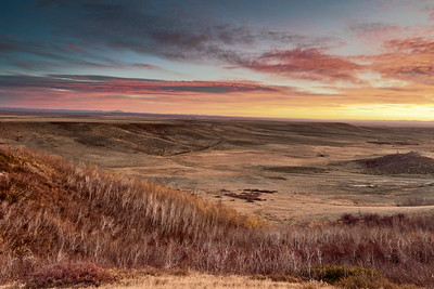 Cooper's Cove, Albany County, WY  2008 © Edward D Sherline