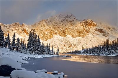 The Diamond, Snowy Range, Albany County, WY 2008 © Edward D Sherline