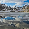 Titcomb Basin, Wind River Range, Sublette County, WY 2010<br /> © Edward D Sherline