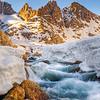 Three Peaks, Wind River Range, Sublette County, WY 2010<br /> © Edward D Sherline