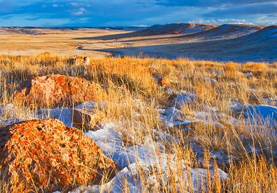 The Laramie Plains, Albany County, WY 2009 © Edward D Sherline