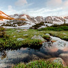 Sugarloaf Mountain, Snowy Range, Albany County, WY 2009<br /> © Edward D Sherline