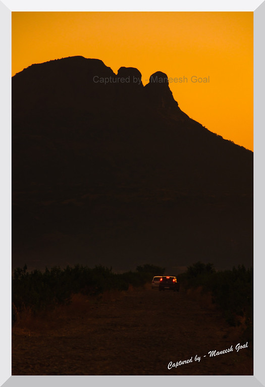 Malshej Ghat: Time to head back!
