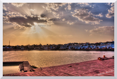 Divine | Holy city of Pushkar, Rajasthan
