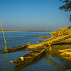 The End Of Times For These Canoes Kaziranga National Park, Assam, North-Eastern India
