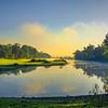 Early Morning Light Along The River Shores Kaziranga National Park, Assam, North-Eastern India