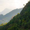 Overlapping Valleys In The Kohima Villages - Kohima, North-Eastern India