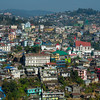 Overlooking Kohima - Kohima, North-Eastern India