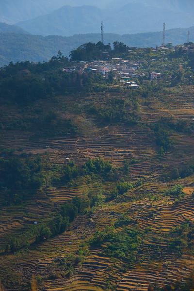 Steep Hills Of Kohima - Kohima, North-Eastern India